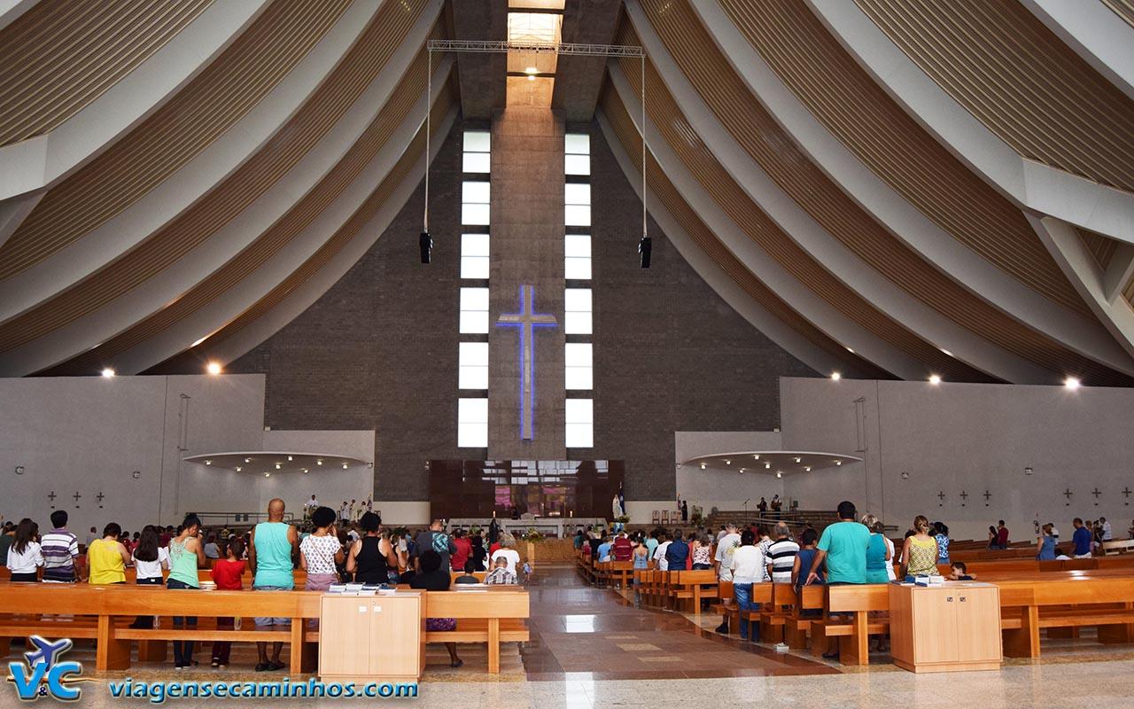 Igreja Santuário Madre Paulina