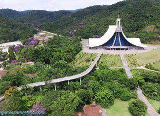 Santuário Madre Paulina - Santa Catarina