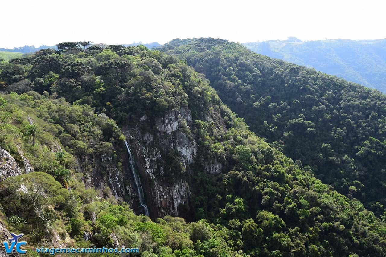 Cascata Bordin - Flores da Cunha