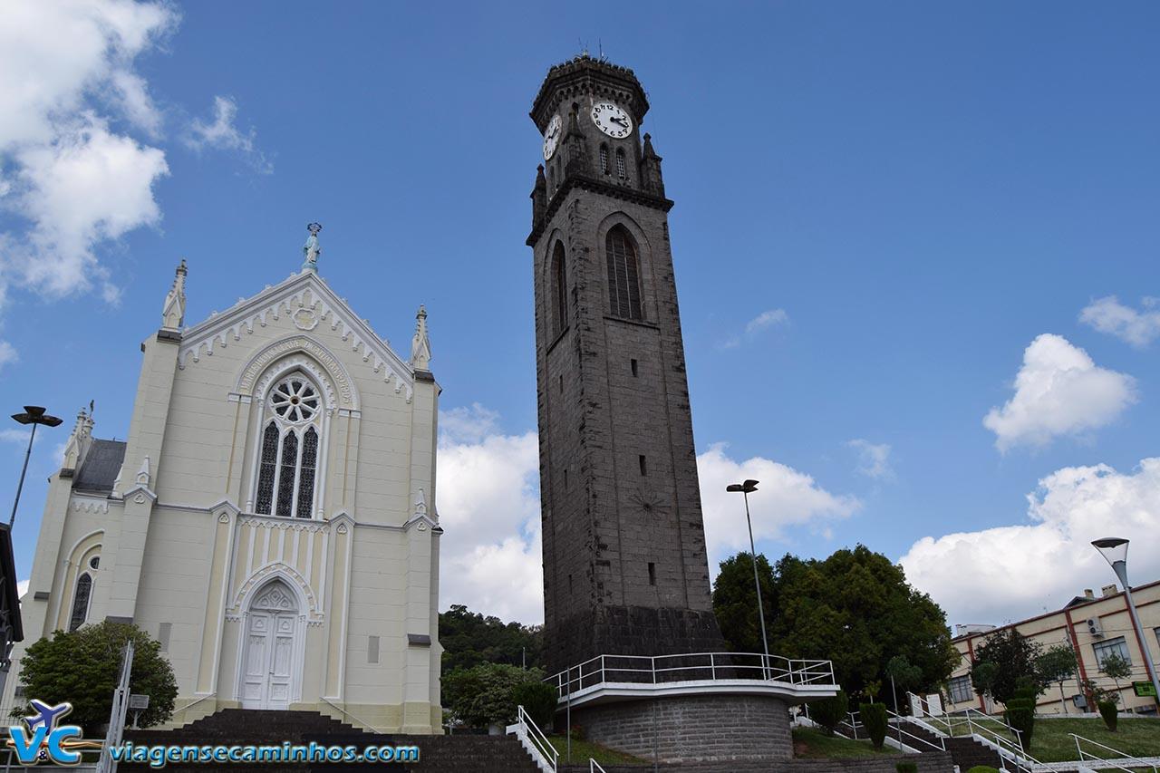 Flores da Cunha - Igreja Matriz