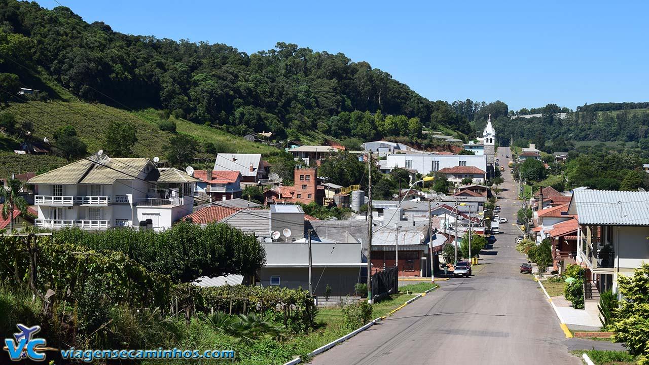 Otávio Rocha - Flores da Cunha