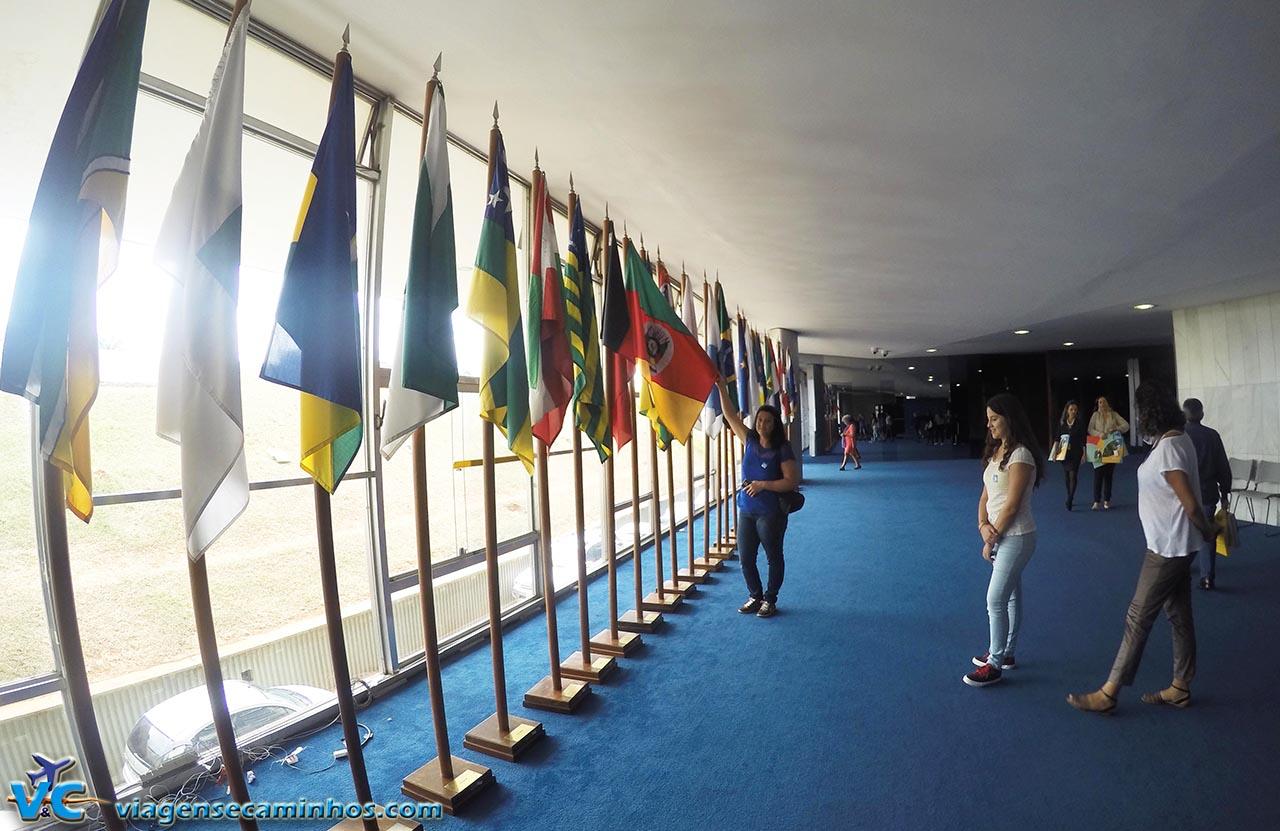 Salão Azul do Congresso Nacional