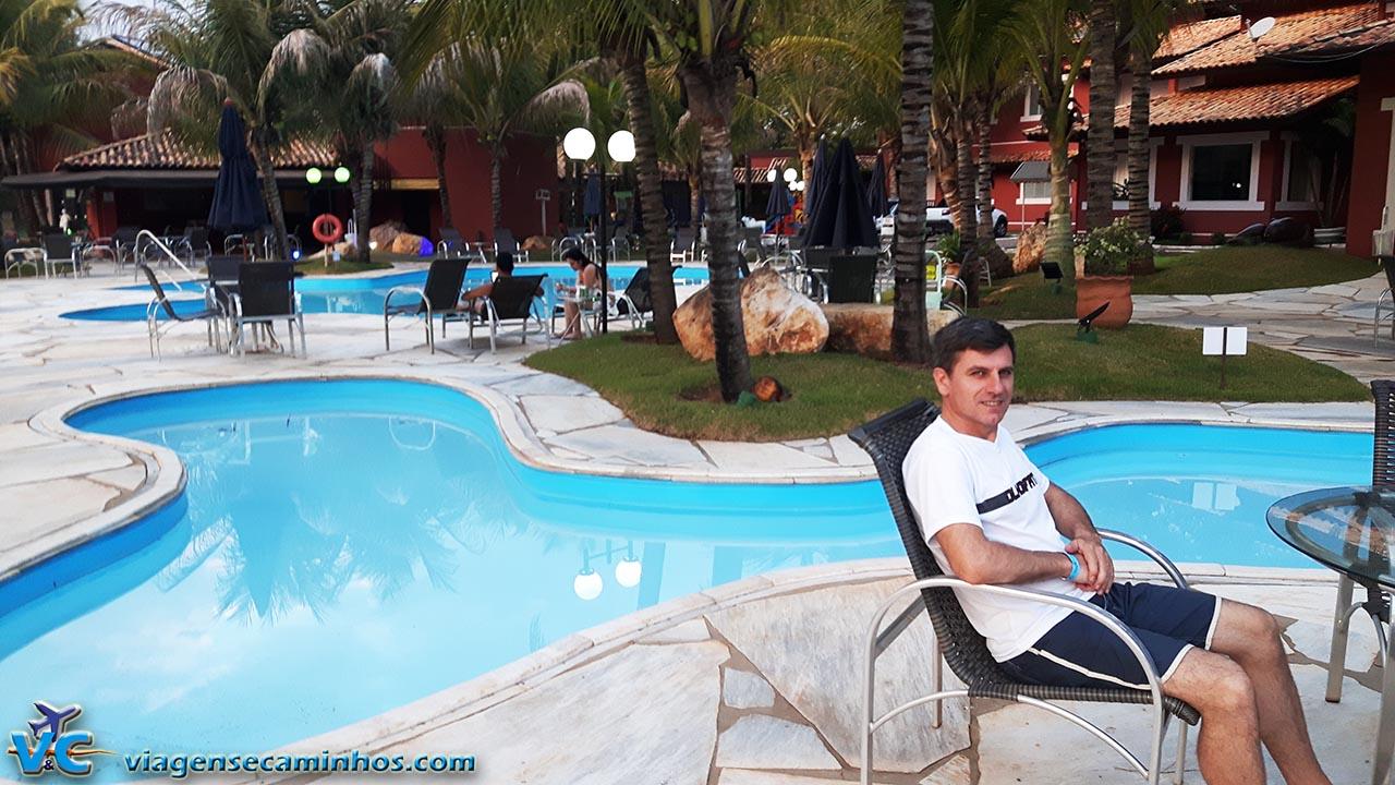 Balneário do Lago hotel - Piscina