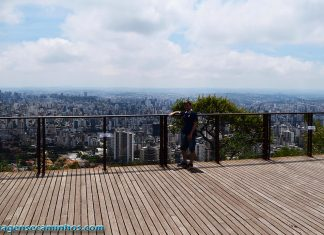 Belo Horizonte - Mirante das Mangabeiras