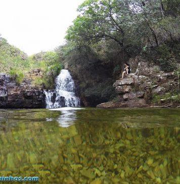 Cachoeira do Grito - Trilha do Sol - Capitólio