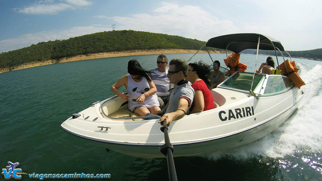 Capitólio - Passeio pelo lago de Furnas
