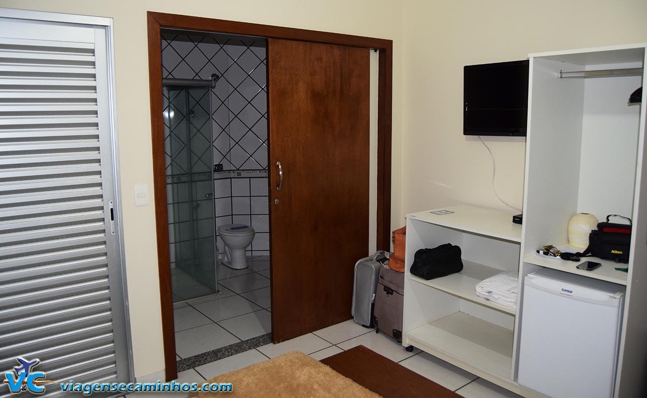 Hotel Balneário do Lago - Apartamento