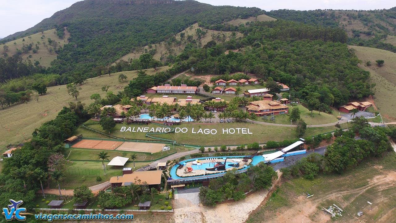 Hotel Balneário do Lago - Capitólio
