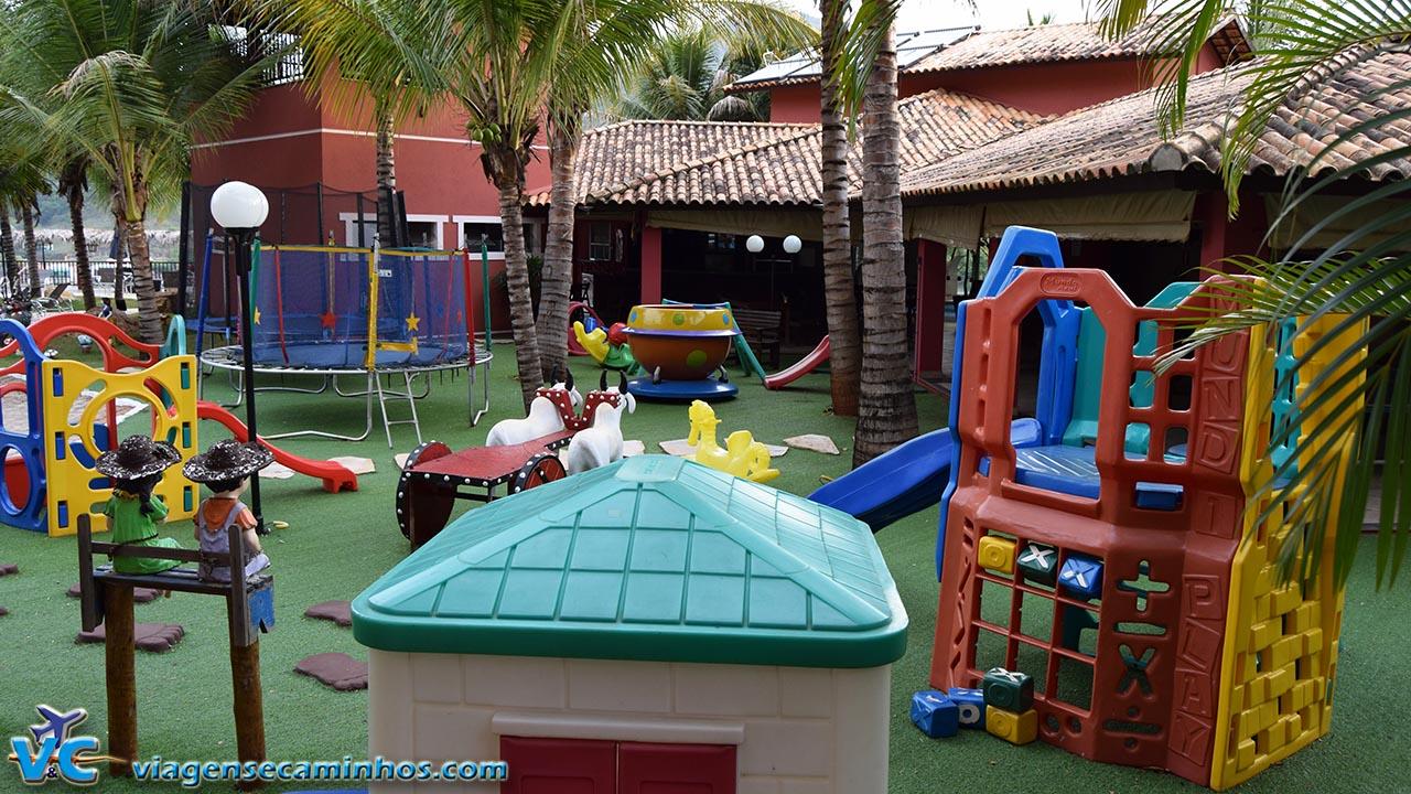 Hotel Balneário do Lago - Espaço Kids