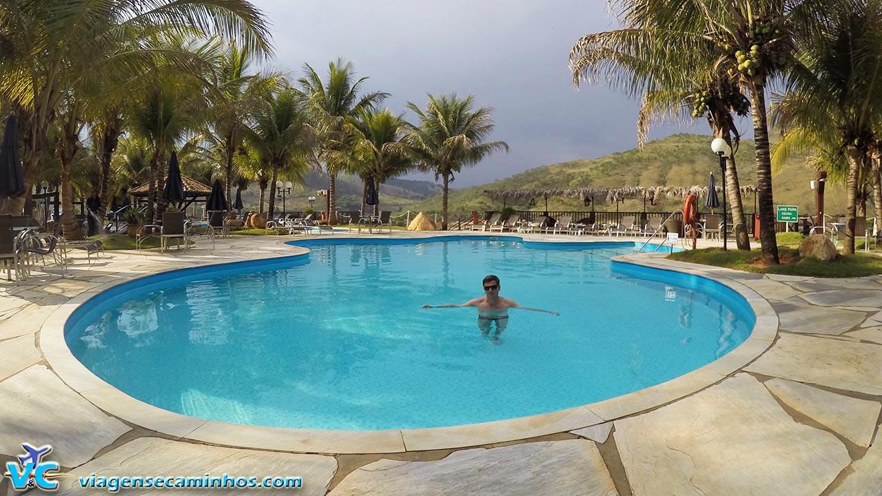 Hotel Balneário do Lago - Piscina