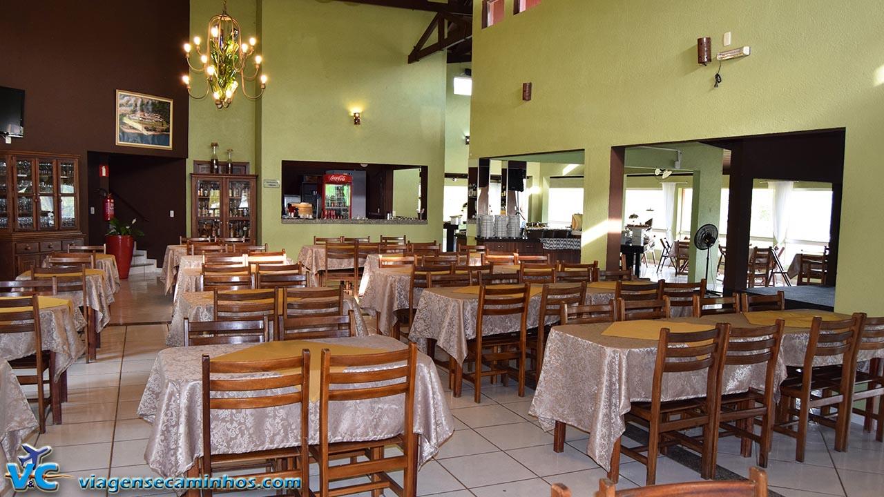 Hotel Balneário do Lago - Restaurante