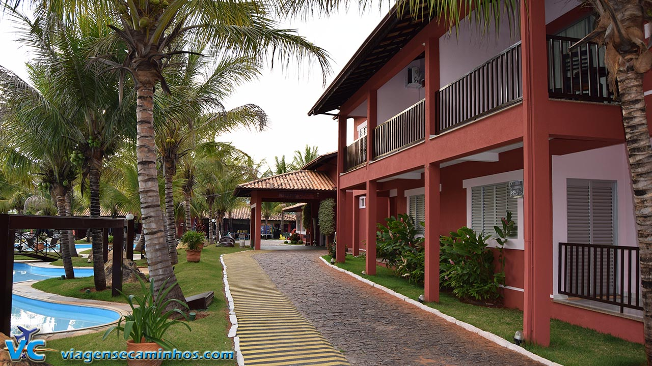 Onde ficar em Capitólio - Hotel Balneário do Lago