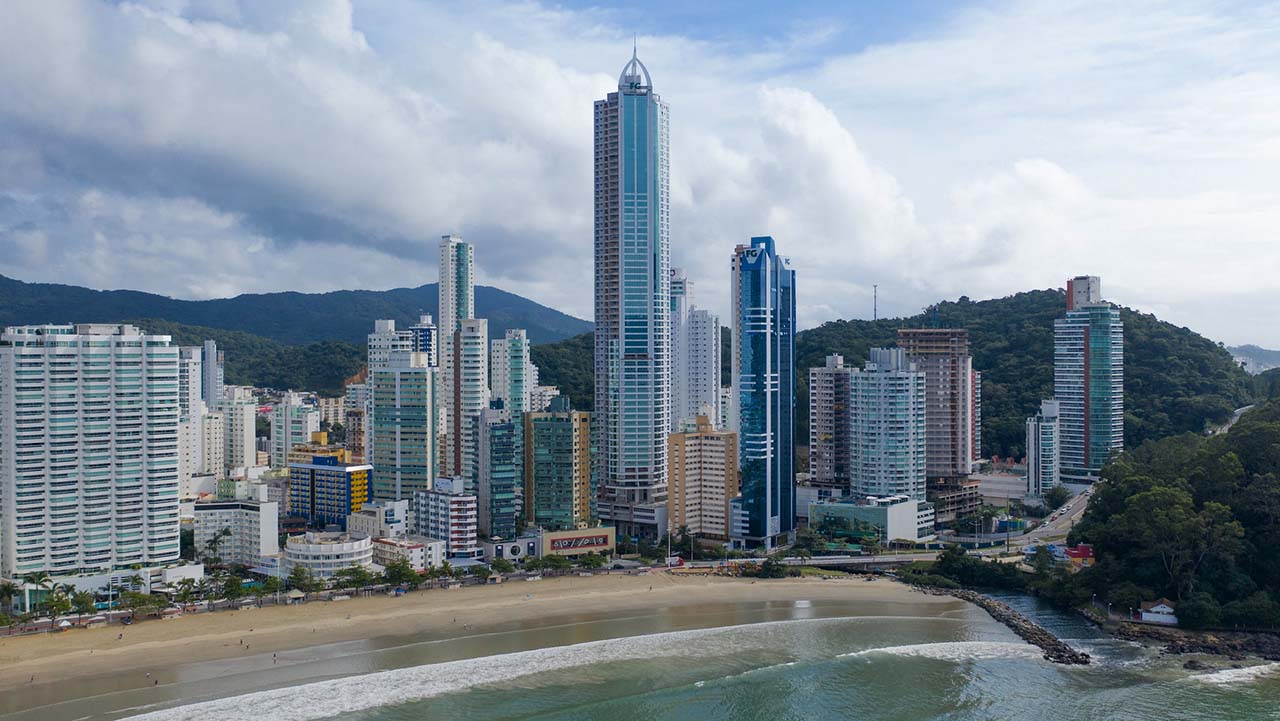Infinity Coast - Balneário Camboriú