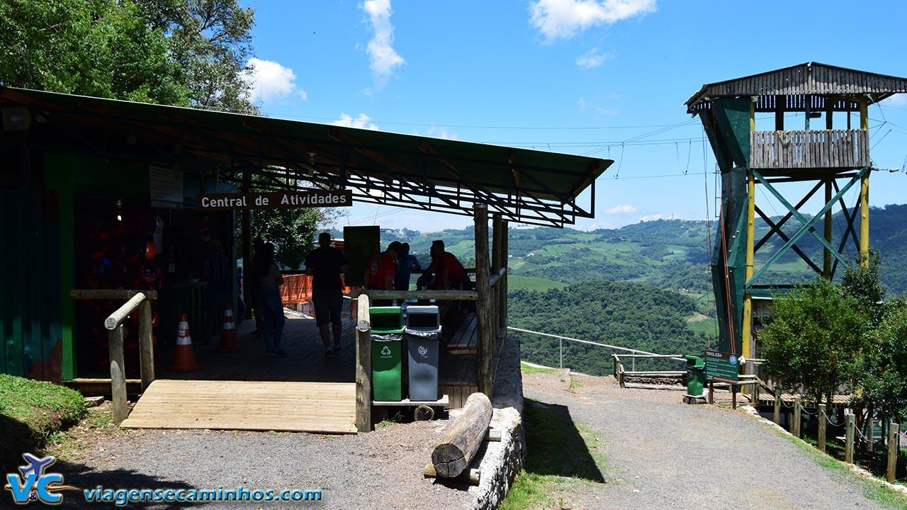 Parque de Aventuras Gasper - Bento Gonçalves