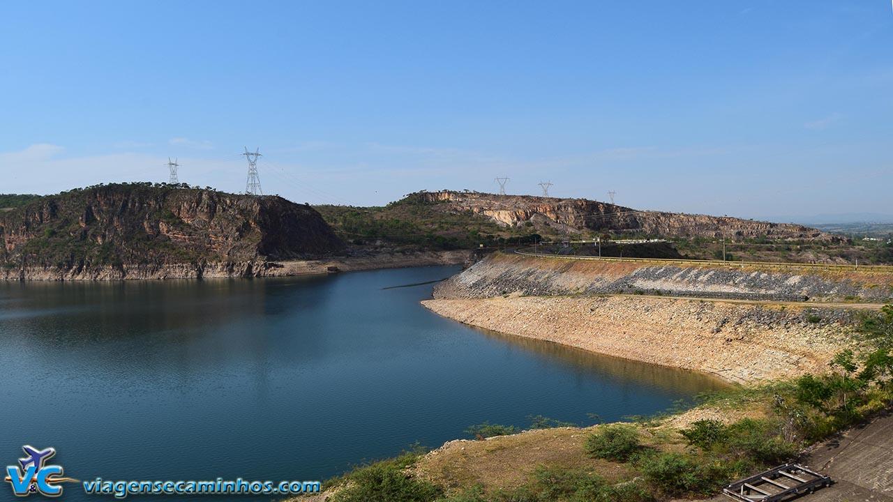 Barragem de Furnas - Minas Gerais