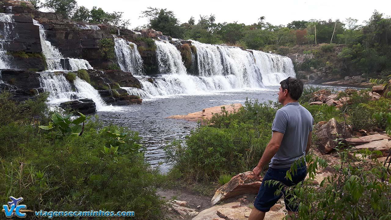 Cachoeira Grande - Serra do Cipó