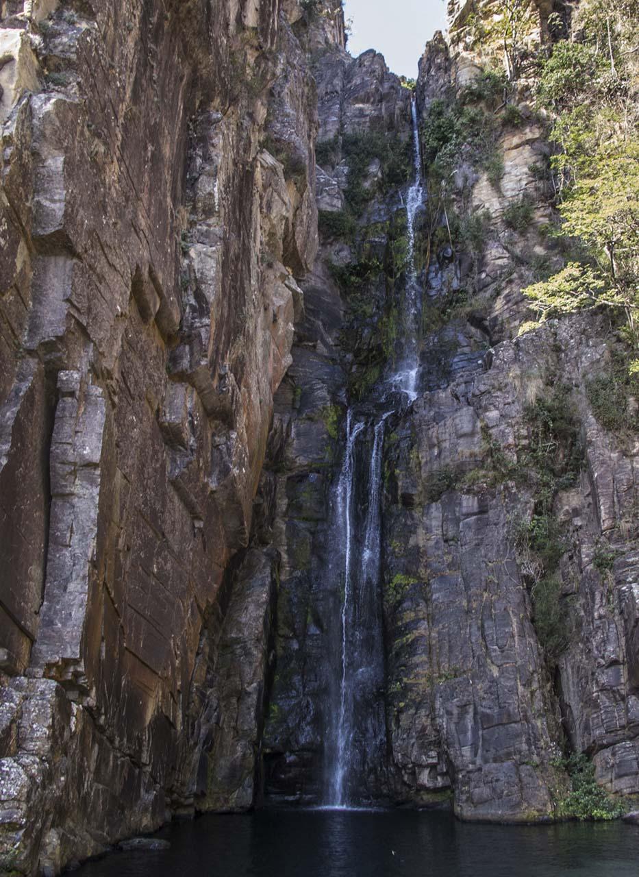 Cachoeira Véu da Noiva - Serra do Cipó