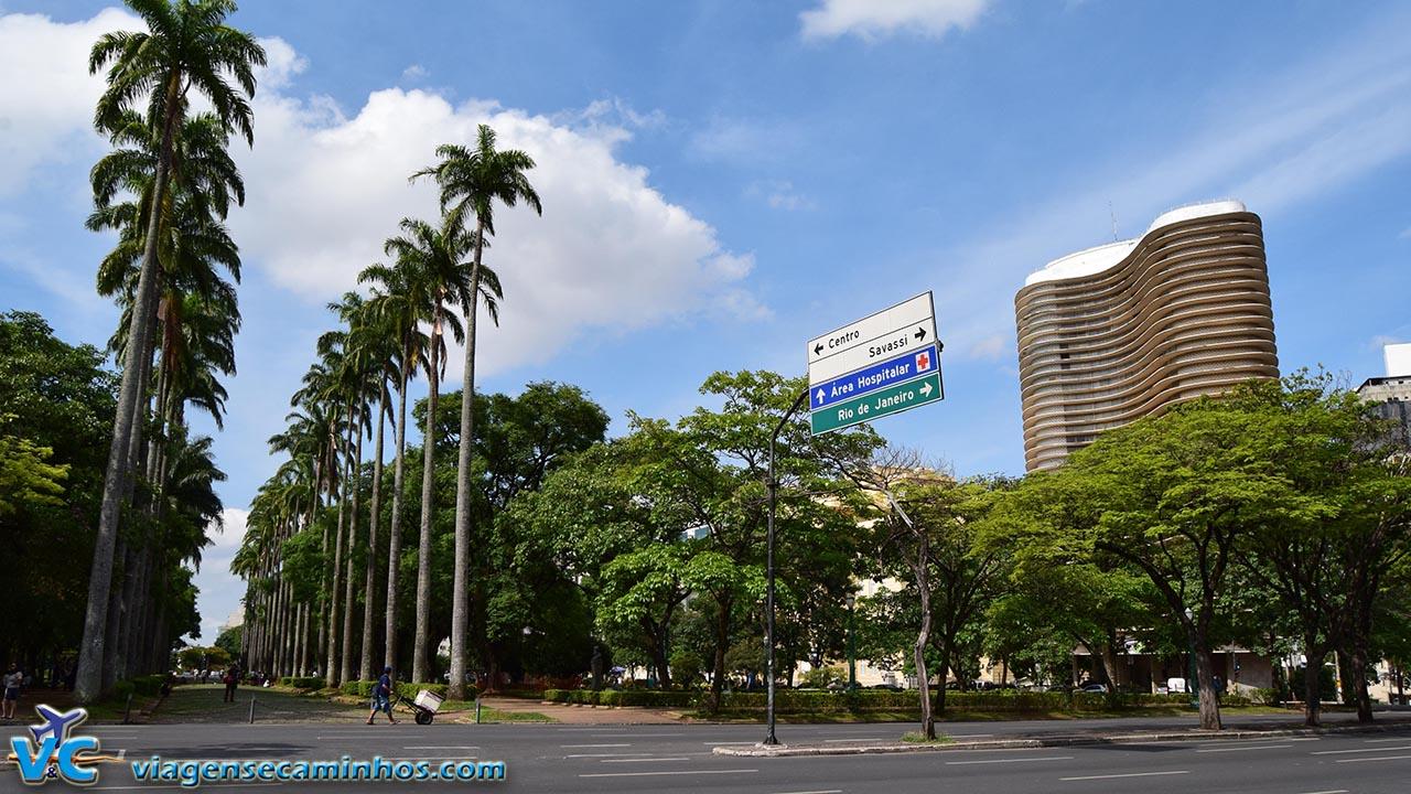 Praça da liberdade - Belo Horizonte