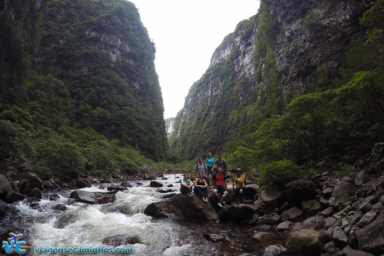Trilha Rio do Boi - Parque dos Aparados da Serra