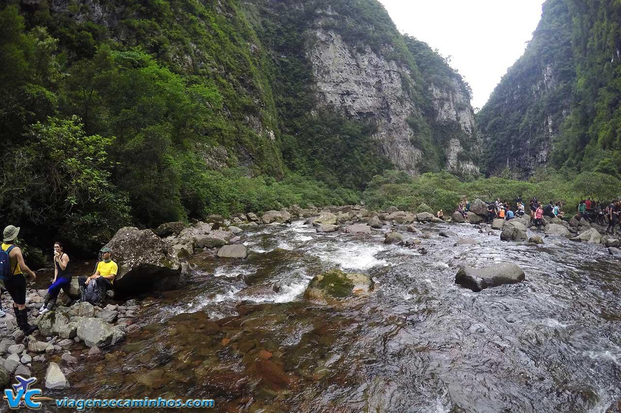 Trilha do Rio do Boi - Parque Nacional dos Aparados da Serra