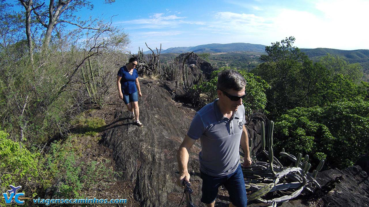 Trilha da pedreira - Serra do Cipó