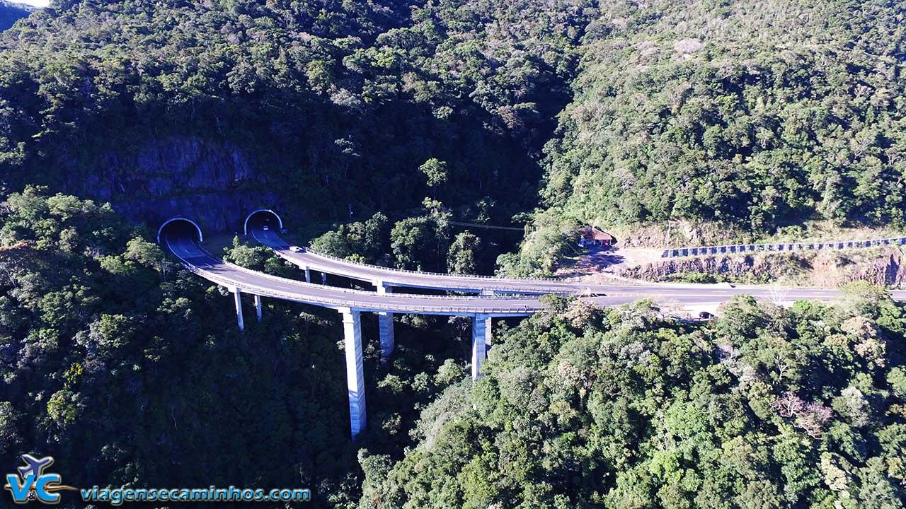 Túnel da reversão - Serra do Pinto