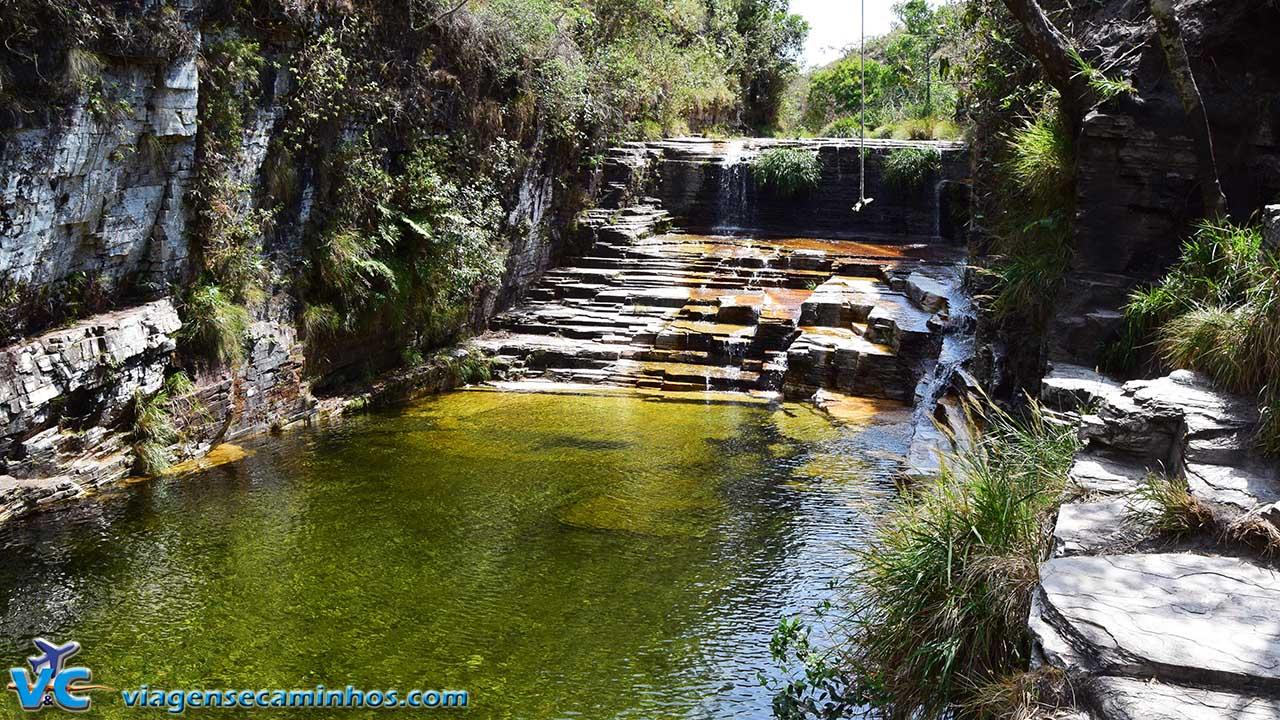 Cachoeira Diquadinha - Capitólio