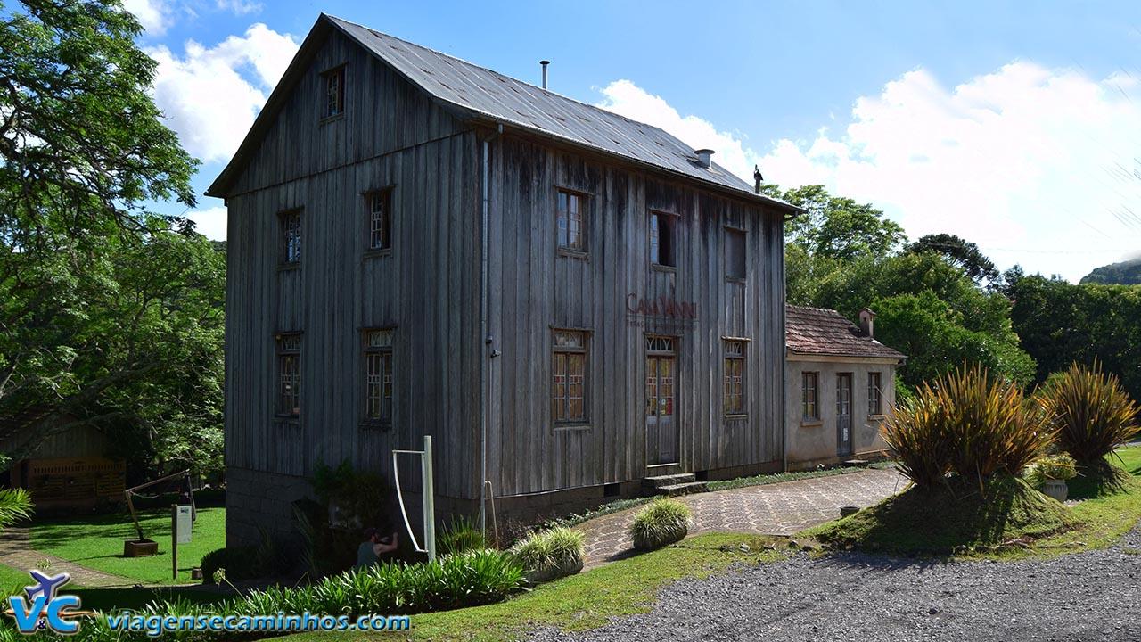 Casa Vanni - Caminhos de Pedra