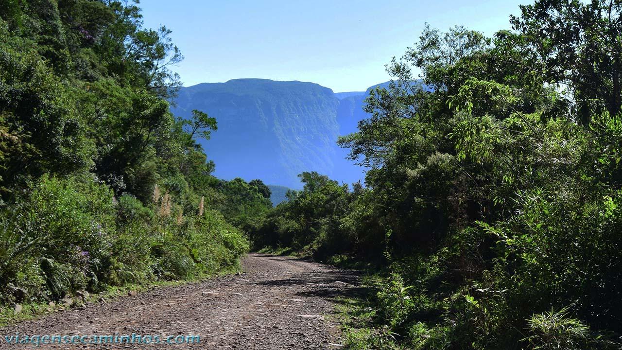 Serra do Faxinal - Cânion Malacara