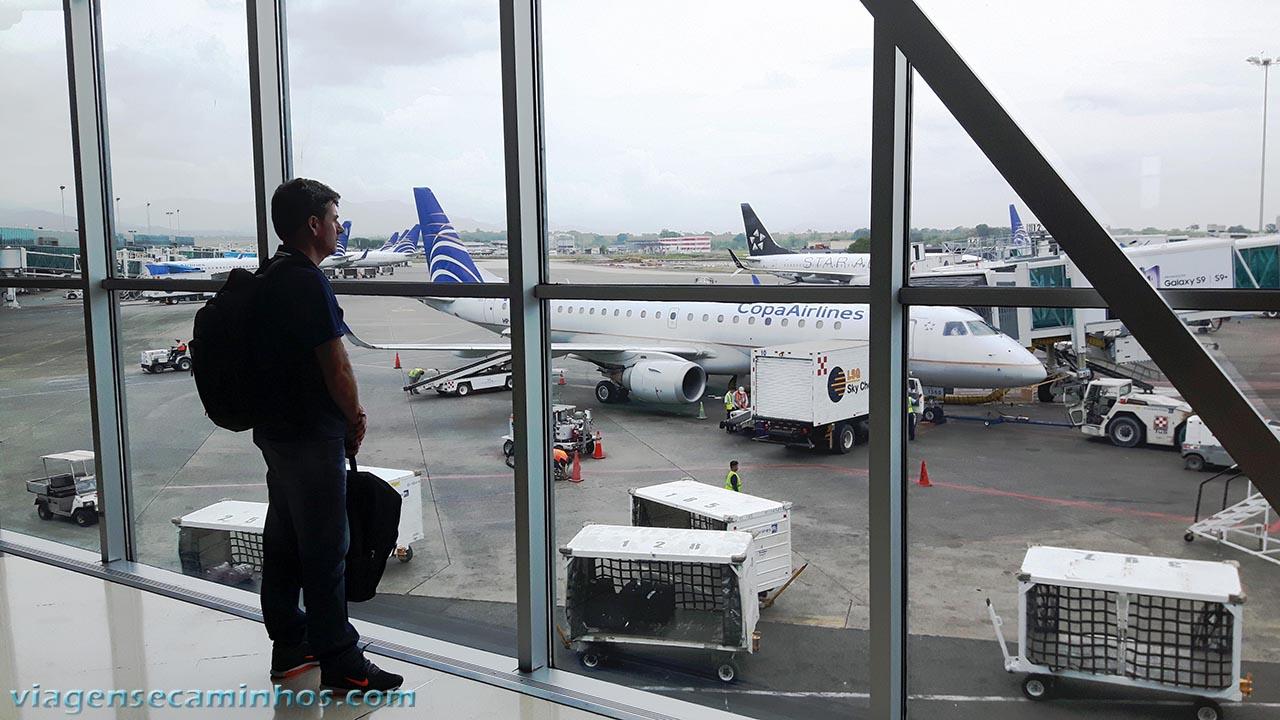 Aeroporto Tocumén - Panamá