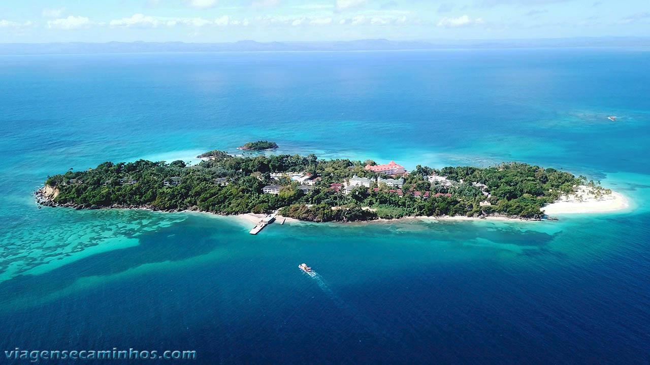 Cayo Levantado - Samaná - República Dominicana