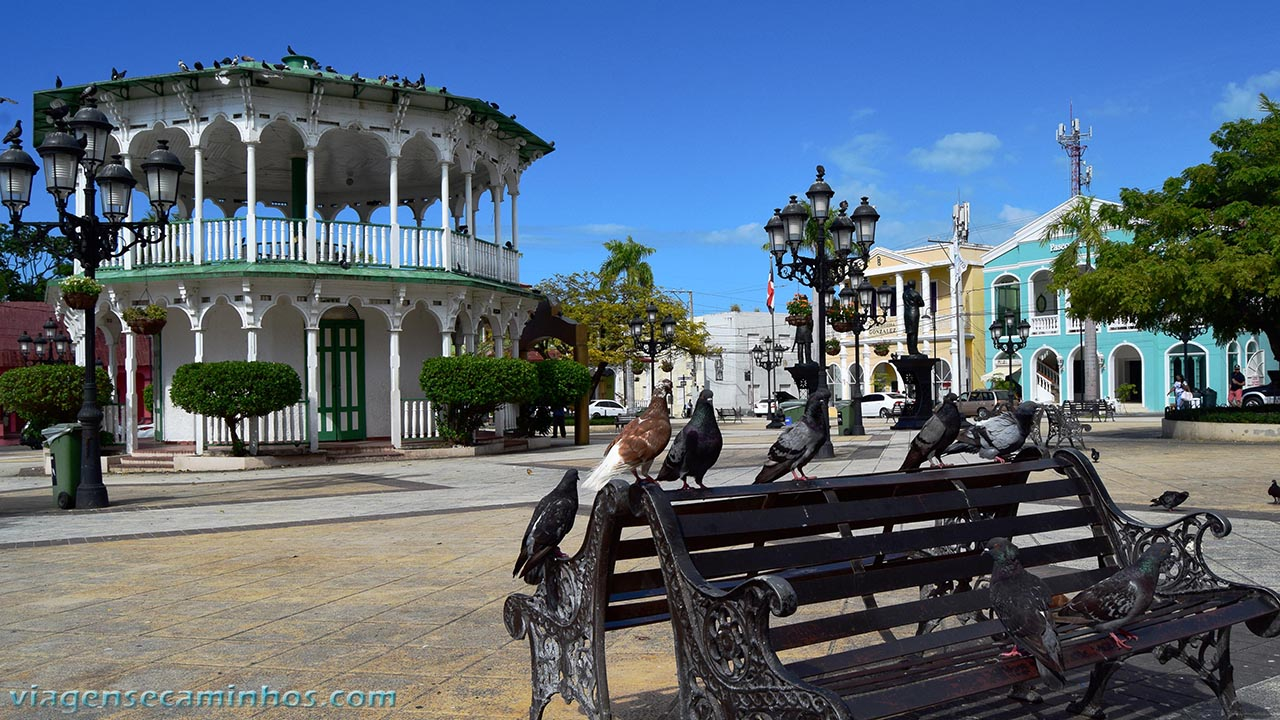 Centro histórico de Puerto Plata