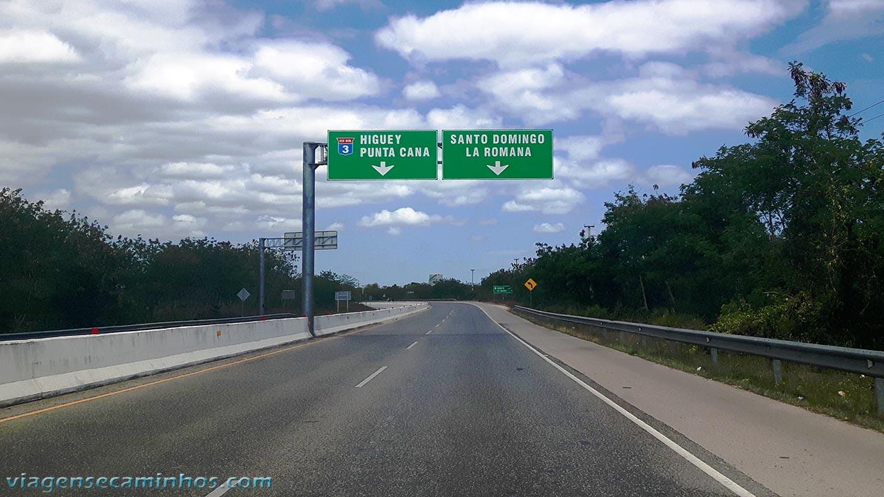 Como chegar em Punta Cana
