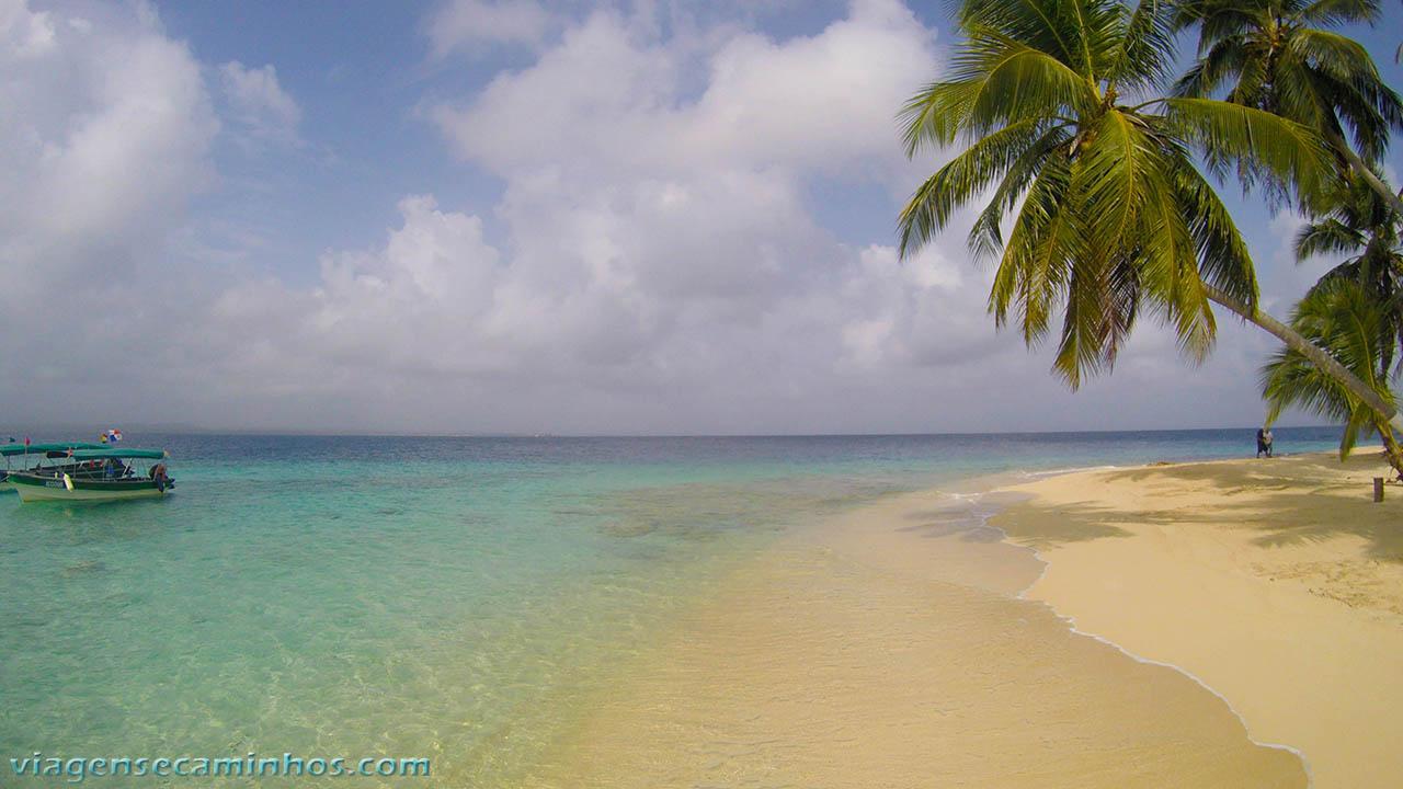 Isla Aguja Icodub - San Blas