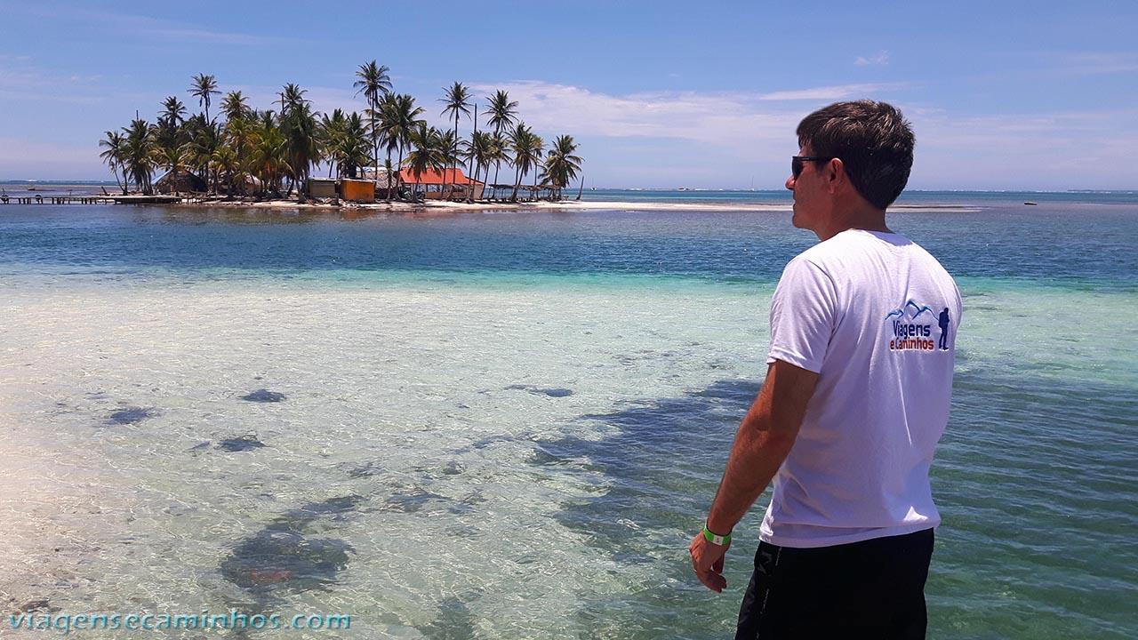 Isla Fragata - San Blas - Panamá