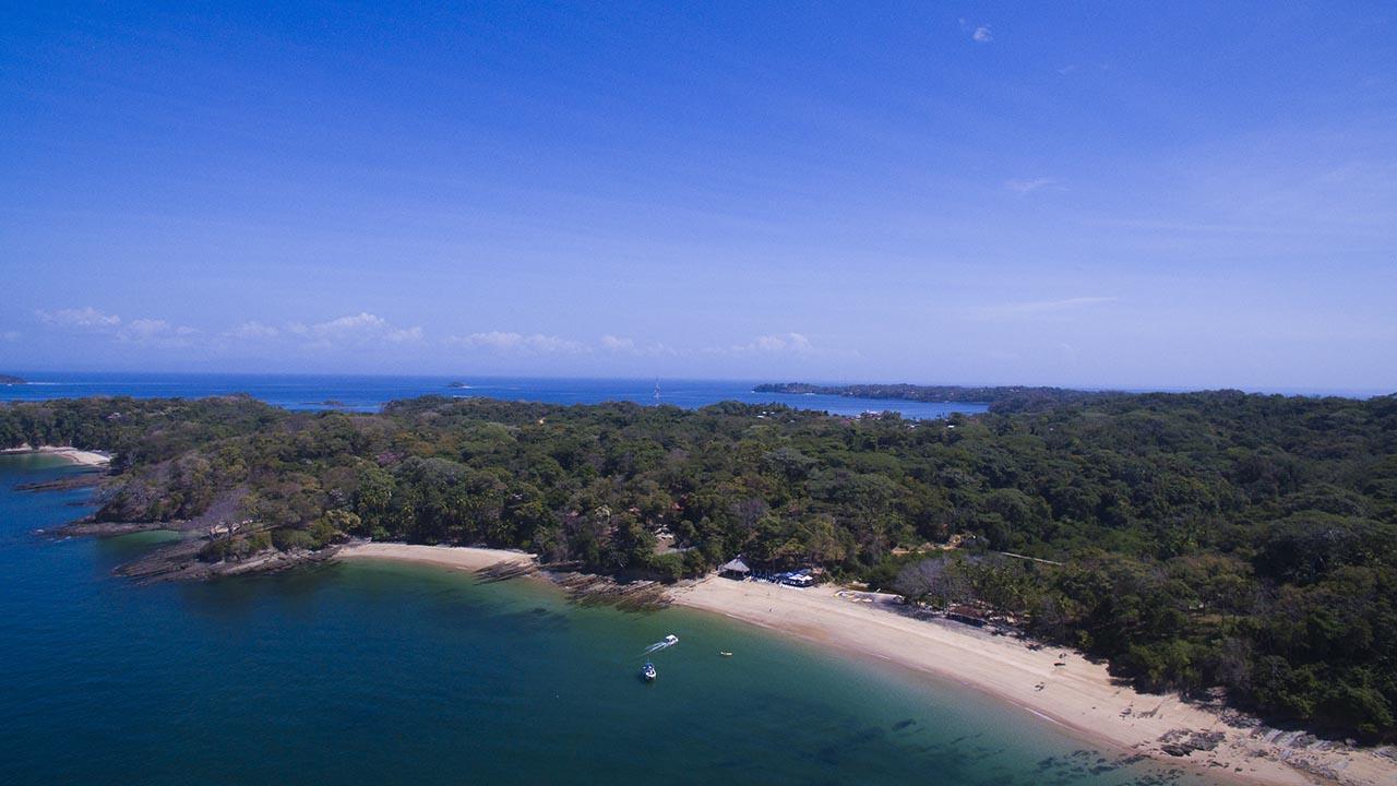Isla Saboga - Panamá
