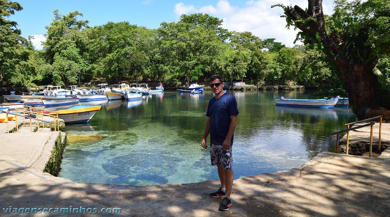 Laguna Gri Gri - República Dominicana