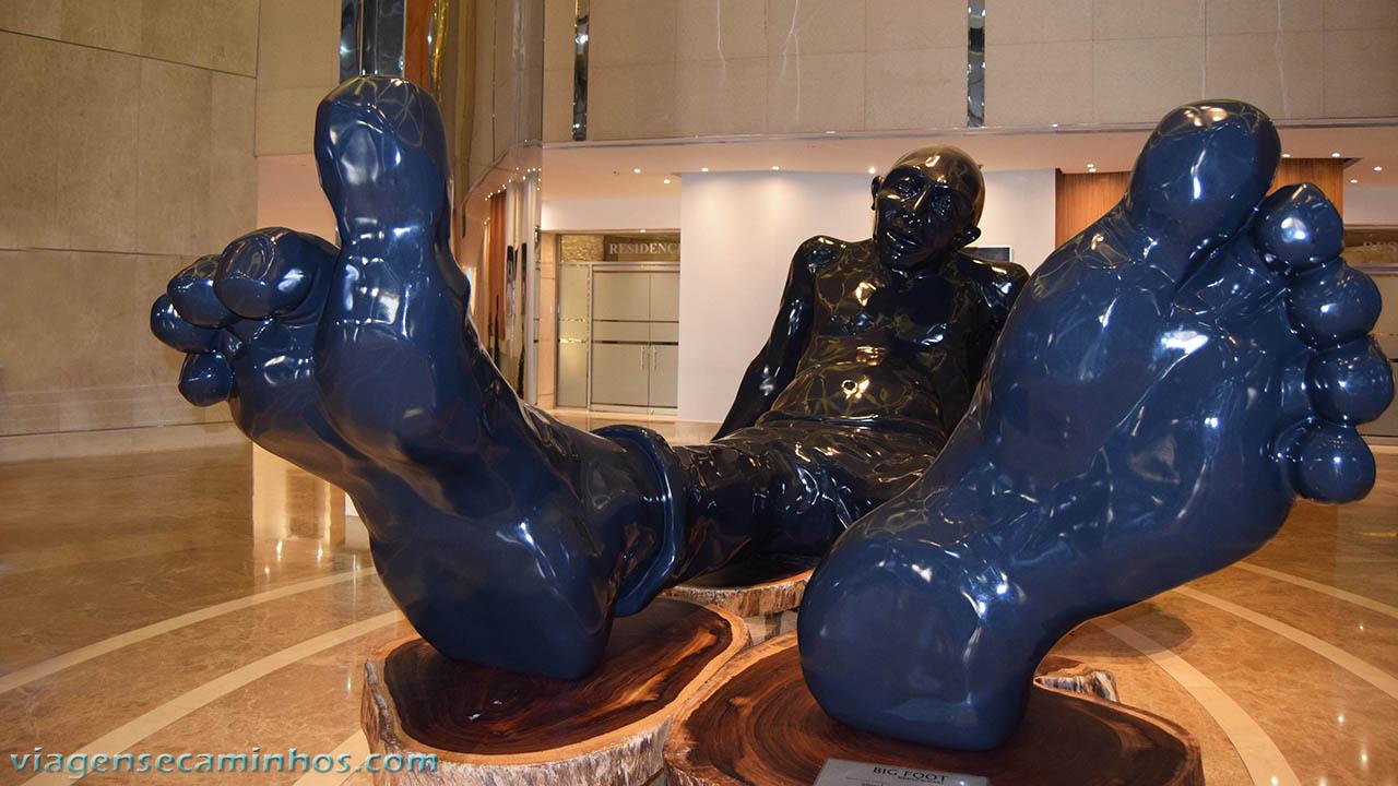 Lobby do Bahia Grand Panama