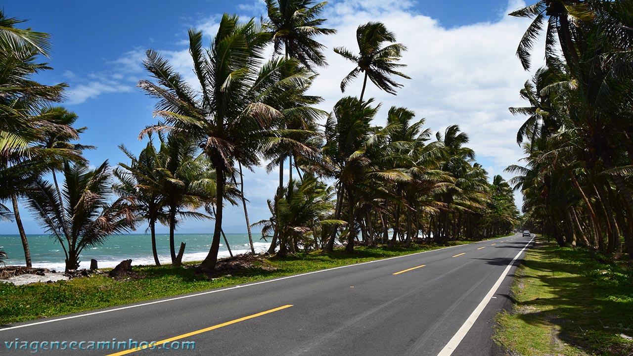 Roteiro na República Dominicana
