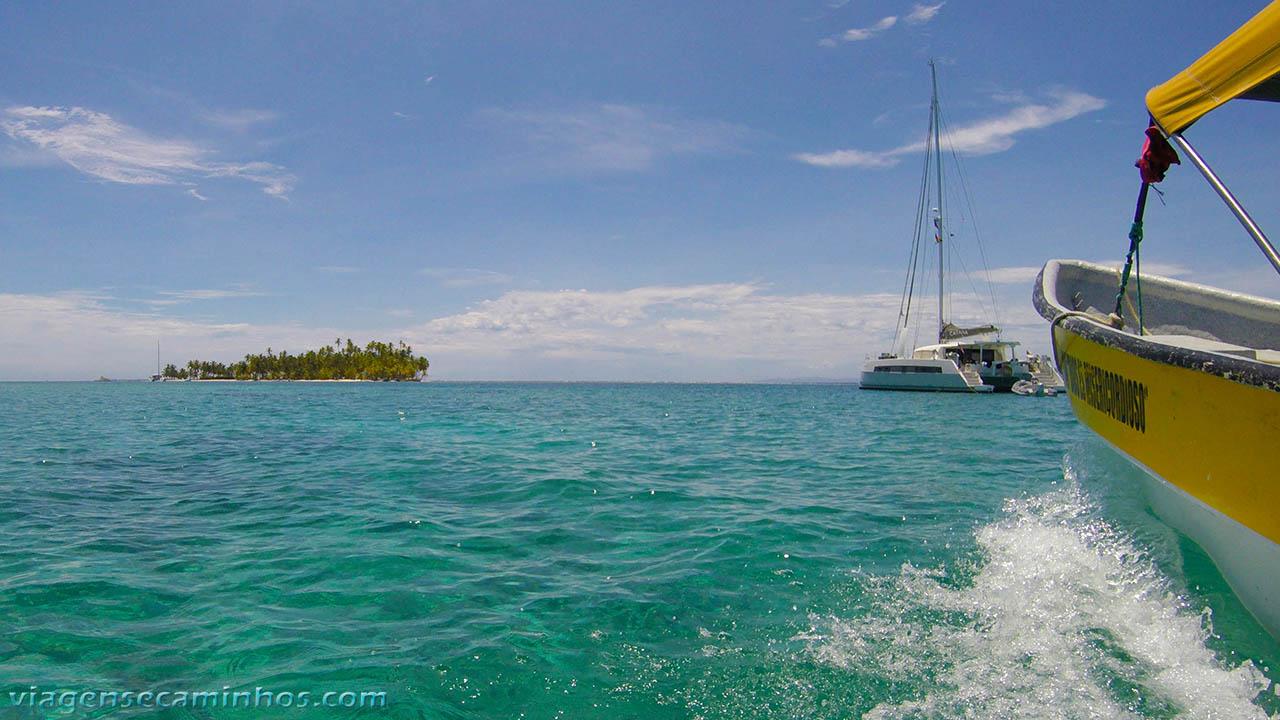 Panamá - Arquipélago de San Blas