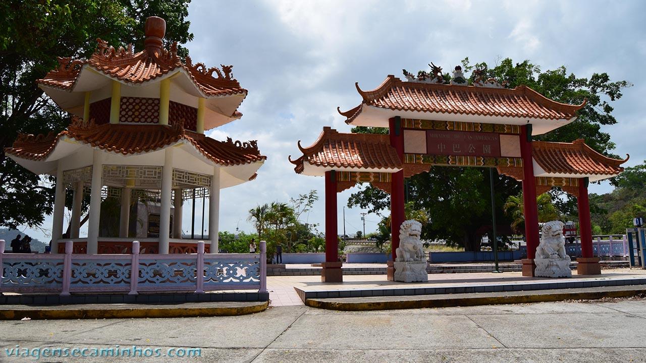 Parque Mirador - Panamá city