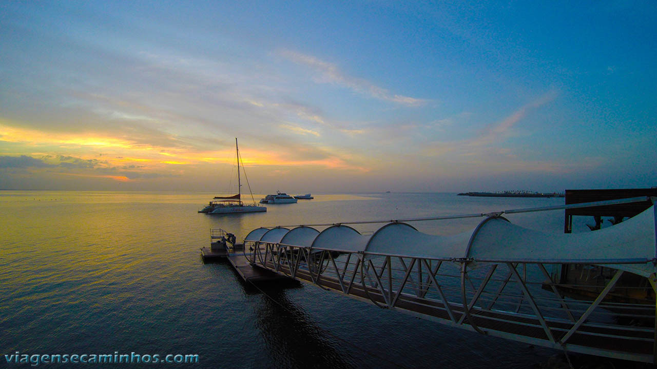 Píer Ferry Las Perlas - Panamá