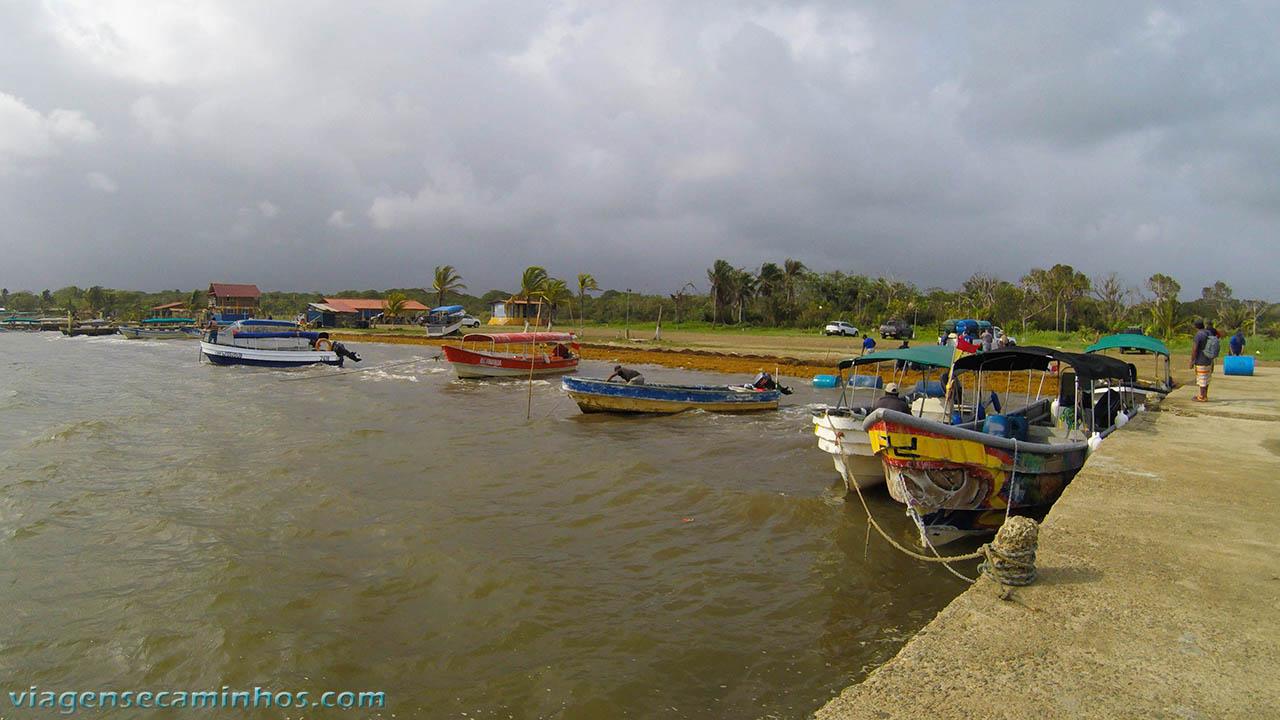 Porto de Carti - San Blas - Panamá
