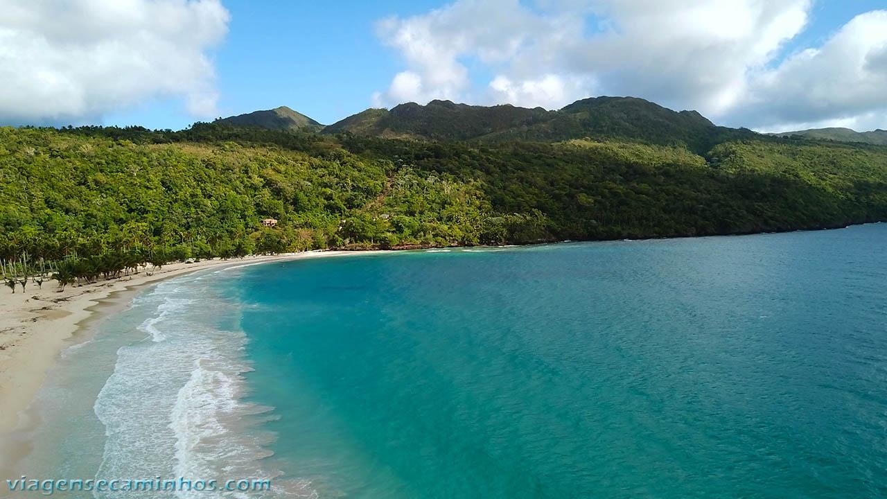 Praia Rincón - República Dominicana