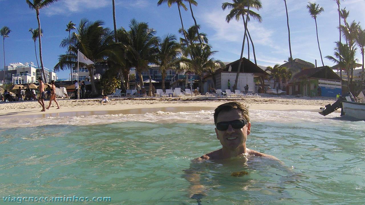 Punta Cana - Praia Cortecito