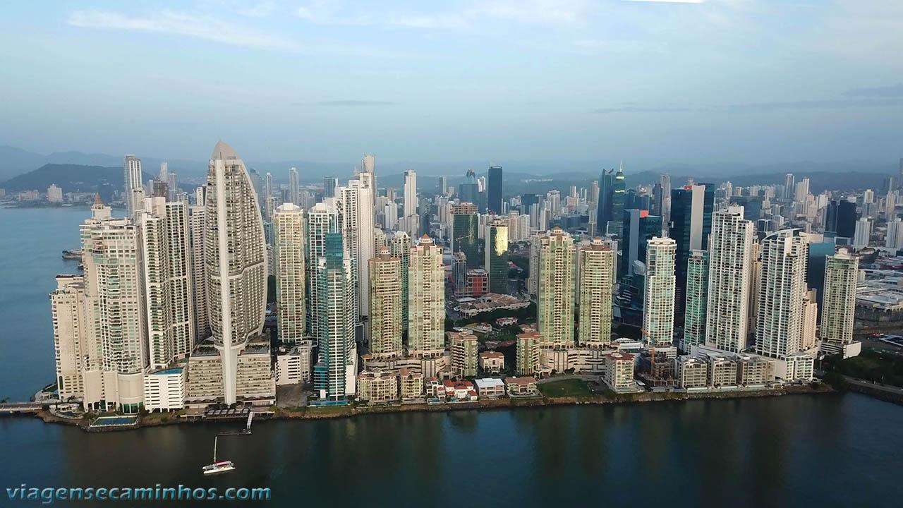 Os 10 prédios mais altos do Panamá