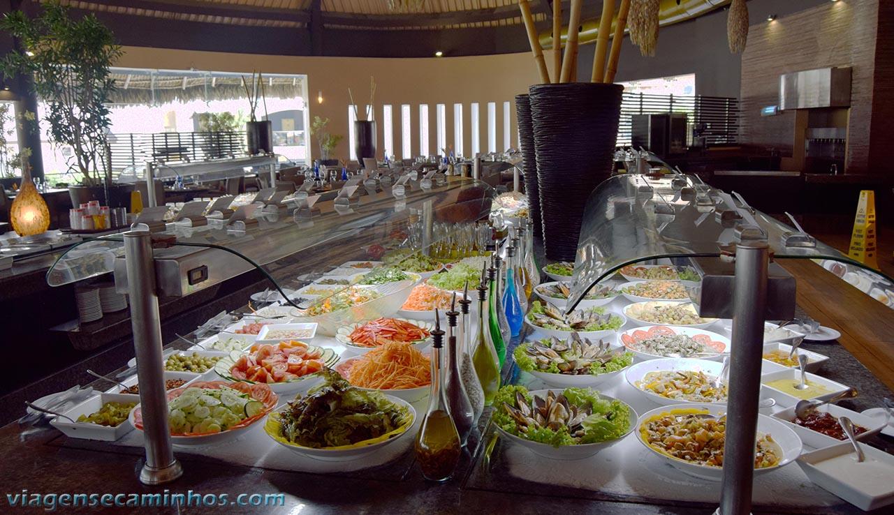 Restaurante Ipanema - Hard Rock hotel Punta Cana