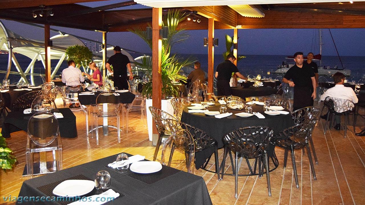 restaurante La Vespa - Panamá