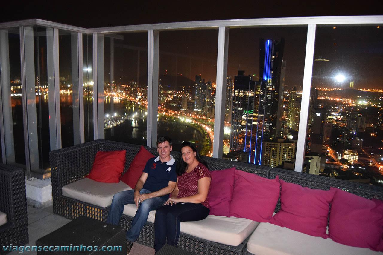 Terraço Hard Rock hotel Panamá