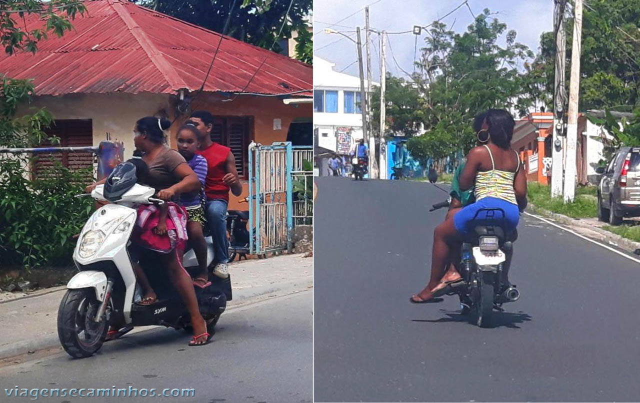 Trânsito na República Dominicana